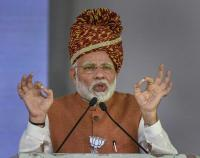 Where did you get expertise on religion: Modi's swipe at Cong
