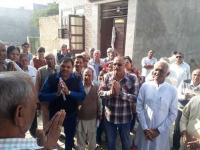 RWAs campaign against BJP nominees