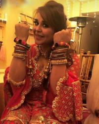 Kapil, Gini's wedding rituals begin with a 'Choora' ceremony