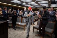 First Sikh leader of Canada's NDP kick-starts his party's poll campaign