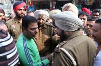 High drama during raid to rescue child