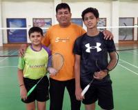 City-based shuttlers to train in Indonesia