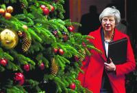 My deal, no deal or no Brexit at all: May