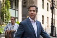 US prosecutors seek prison for Cohen, detail Manafort's alleged lies in Russia probe