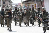 Encounter breaks out on Srinagars outskirts