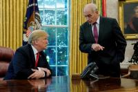 Chief of Staff John Kelly to leave White House by year-end: Trump