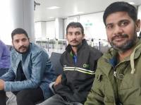 3 men trapped in Riyadh reach India