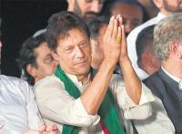 Imran Khan's folly