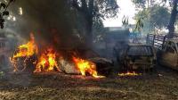 'Accident' at Bulandshahr