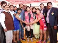Haryana girls wrestling champion