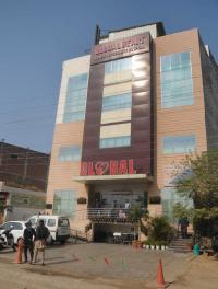 Two hospitals face partial demolition