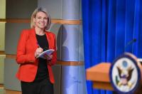 Rights and advocacy groups oppose Nauert as America's next envoy to UN
