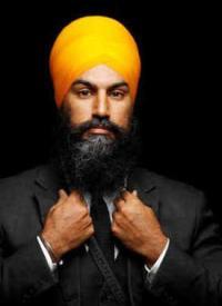 Sikh Canadian leader kicks off campaign