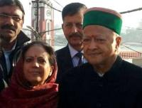 Court orders framing of charges against Virbhadra, wife in DA case