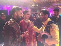 Wedding bells, Punjabi tunes