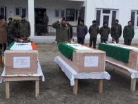 4 policemen shot dead by militants in J&K's Shopian district