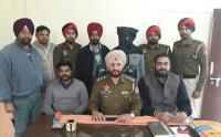 Gangster Baba nabbed in Dona murder case