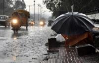 Chilly morning in Delhi