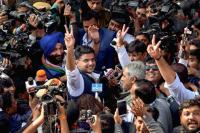 Cong stakes claim to form govt in Rajasthan