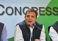 Rahul defers to Friday decision on Rajasthan, Chhattisgarh CMs