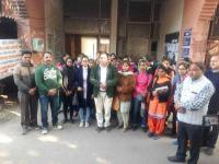 Allow Dalit students to appear in exam: LIP