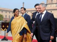 India, Russia plan to seal logistics deal