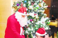 Children stop believing in Santa Claus by age of eight