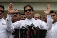 Pak PM Imran Khan condemns civilians' death in Kashmir