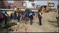 2 children die, 3 injured as school wall collapses in Noida