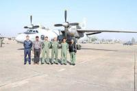 In a first, IAF flies military aircraft using blended bio-jet fuel