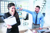 Losing sleep over colleagues' rudeness
