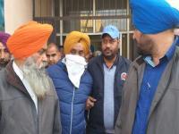 Patwari caught taking bribe