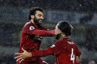 Merry Christmas for Liverpool
