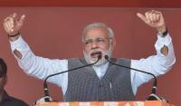 Mahagathbandhan incoherent alliance of rich dynasties: Modi