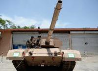 Upgraded Arjun tank on trial
