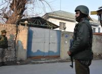 Four AK-47 rifles looted from MLC's residence in Srinagar