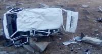 Three killed in road mishaps
