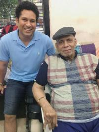 Well played sir, may you coach more wherever you are: Tendulkar pays tribute to Achrekar