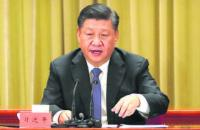 Xi to Taiwan: Shun independence, embrace 'reunification' with China