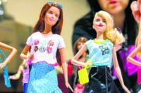 Going strong: Iconic doll Barbie to turn 60 in March