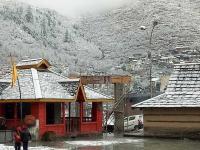 Pangi, Bharmour don white mantle
