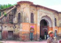 Renovation work to restore lost grandeur of Shahi Samadhan begins