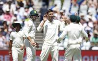 Olivier gives Pakistan tough time, again