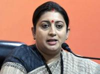 Ram temple: Irani slams Cong for 'creating hurdle' in court