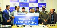 Now, challans to be issued online