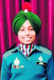 City boy selected for R-Day celebrations
