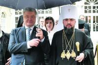 Ukrainian church gets independence