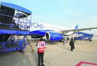 IndiGo plane suffers mid-air engine failure with 'loud bang'