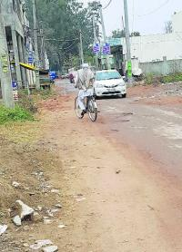 Gurdaspur hospital's approach road too narrow, PHSC steps in