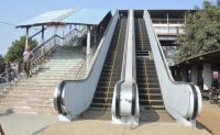 Year on, escalator service on Civil Lines side of city railway station still not ready to roll